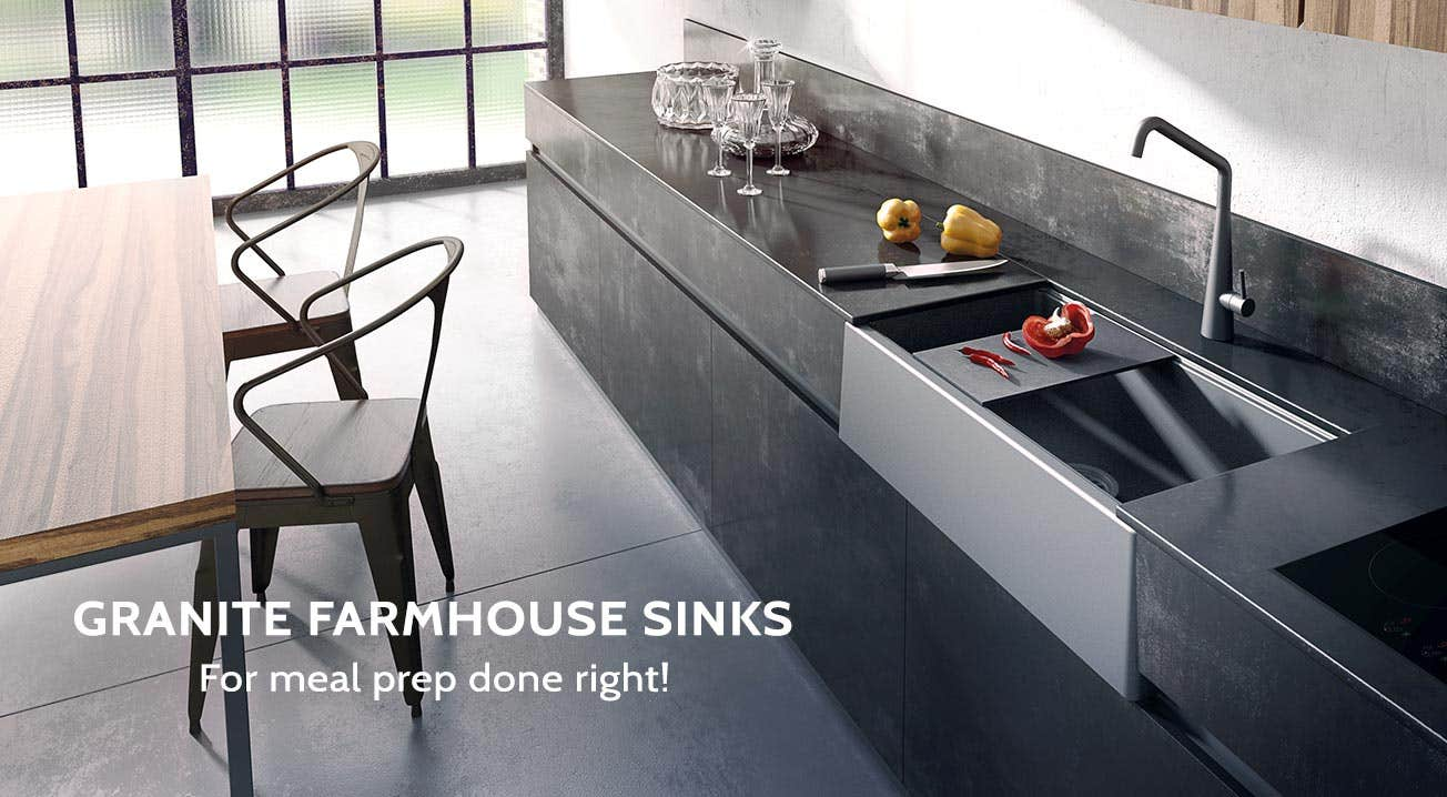 New Arrivals - Granite Sink